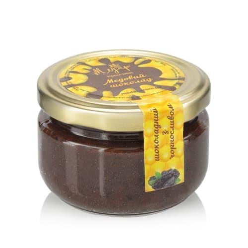 Крем-мед с черносливом