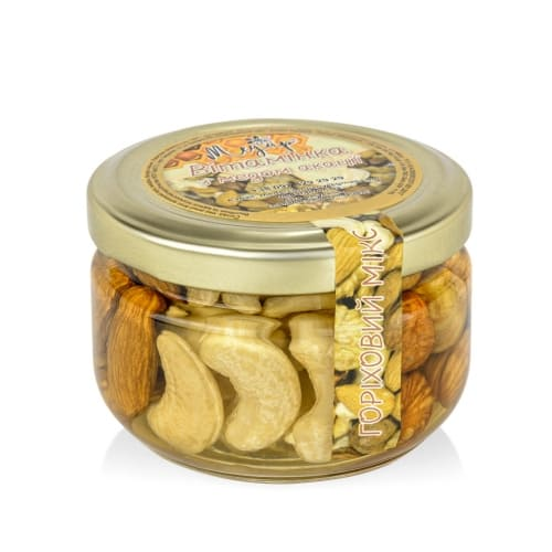Орехи ассорти с медом